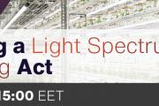 Webinar: Developing a Light Spectrum – A Balancing Act
