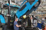 Engines on in Argo Tractors