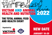 VICTAM and Animal Health and Nutrition Asia postponed to 18 – 20 January 2022