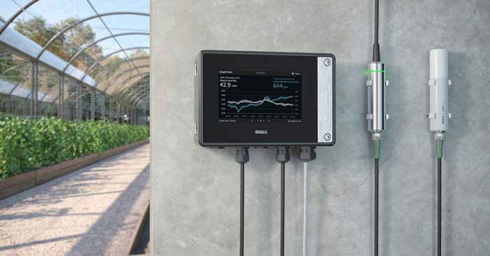 Vaisala unveils high-end industrial Indigo transmitter to enable world-class data and smart decisions