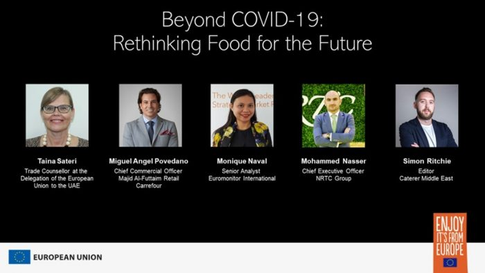 EU agri-food exports to GCC increase as COVID-19 accelerates consumer demand for healthy and traceable fresh produce