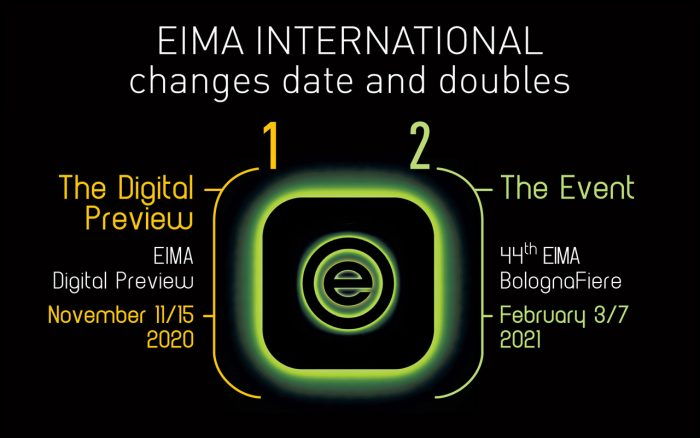 Agricultural machinery: Eima International