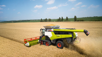 New LEXION takes straw-walker combines to higher level