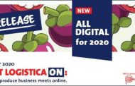 Ticket shop open for ASIA FRUIT LOGISTICA ON