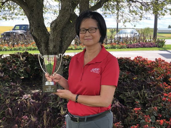 All-America Selections Honors Jianping Ren With Ornamental Breeding Achievement