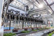 New record-breaking transplanter for Visser Horti Systems at Kwekerij Wouters