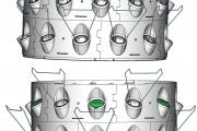 Aponix upgrades 3D-NFT vertical barrels components into 'Version 3' making it commercial ready