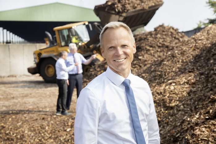 Interview - Stender sets course for growth with new Managing Director