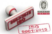 Termotecnica Pericoli obtains the ISO 9001 certification