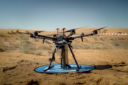 Dubai-born CAFU reveals drone technology with first-of-its-kind planting mechanism taking the one million Ghaf Tree Seed Project to the next level