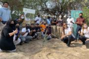 Dake Rechsand partners with Goumbook and Jebel Ali Hotels & Resorts to plant Ghaf trees using breathable sand