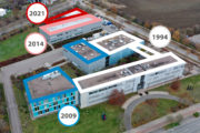 Glatt Ingenieurtechnik celebrates continued business success with third expansion of its Technology Center