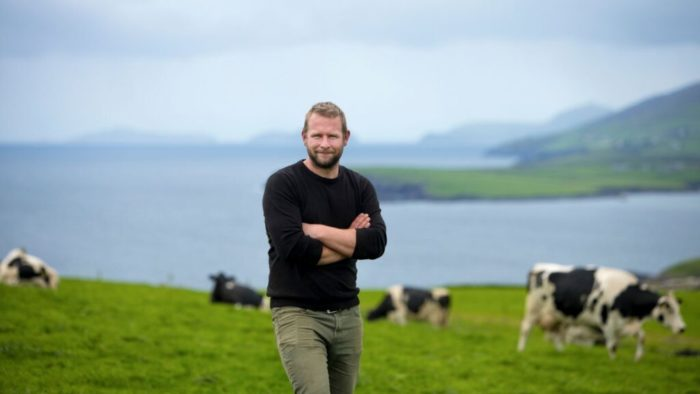 Farming for the future: How one Irish dairyman is working to protect the planet