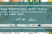 Take Portugal with you at 'Digital Agriexport 4.0'