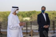 United Arab Emirates' Participation in Biden Leaders Summit on Climate