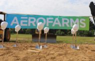 AeroFarms Breaks Ground on World's Largest and Most Technologically Advanced Aeroponic Indoor Vertical Farm