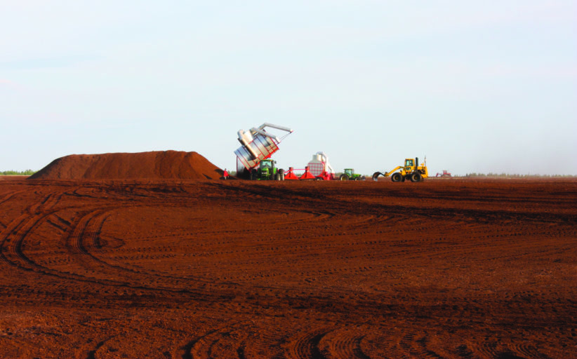 LAMBERT PEAT MOSS - Quality and customization are at the core of Lambert's mission
