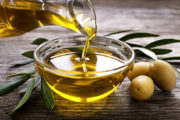 Sensory optimised and highly pure olive oils