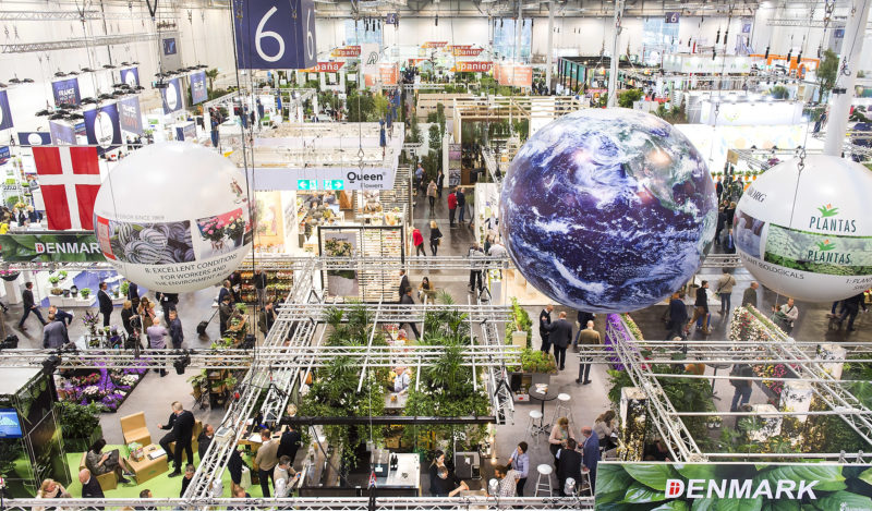 Green industry shows innovative solutions for climate protection: IPM ESSEN from 25 to 28 January 2022 at Messe Essen
