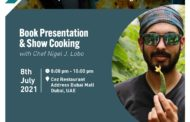 """INVITATION - Book Presentation """"Take Portugal with You - Recipes from Dubai with a Portuguese Touch"""""""