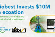 Biobest invests $ Can 10 M in ecoation to provide state-of-the-art technical advice to growers