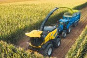 New Holland celebrates 60th Anniversary of self-propelled forage harvester