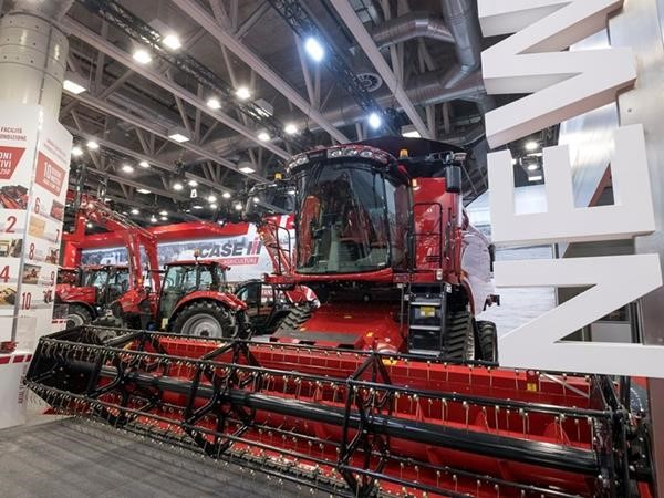 Case IH announces plans to return to trade shows in Europe