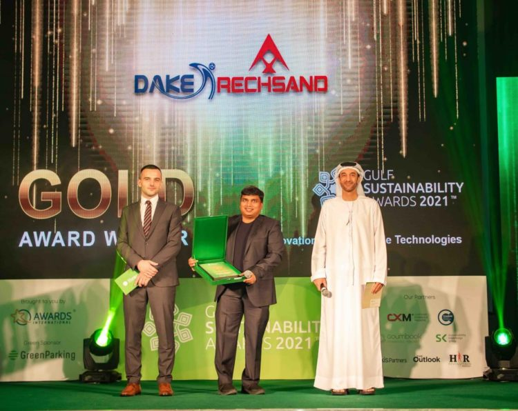 Green innovations win big at Gulf Sustainability Awards 2021