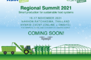 AGRITECHNICA ASIA & HORTI ASIA Regional Summit: Smart production for sustainable food systems